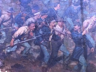 Atlanta Cyclorama-Federal reinforcements
