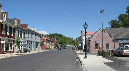 Downtown Scottsville