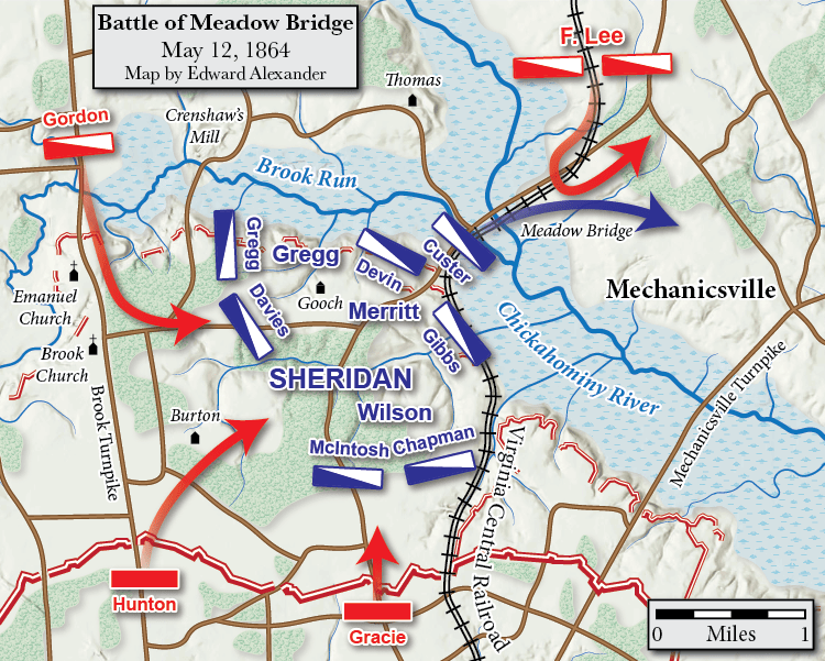 Race Outta Richmond: Meadow Bridge Battle Map | Emerging ... on american civil war maps, civil war trust maps, 7 year war battle maps, vietnam war battle maps, cold war battle maps, printable civil war maps, mexican war battle maps, gettysburg battle maps, revolutionary war battle maps, civil war campaign maps, gulf war battle maps, war of 1812 battle maps, civil war topographic maps, civil war maps of tennessee, civil war route maps, military formation maps, franco-prussian war battle maps, nashville civil war maps, world war 2 battle maps,