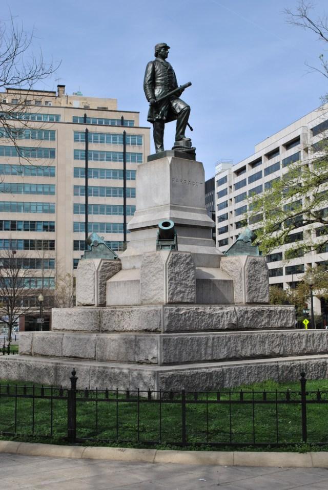 FarragutStatueWashington