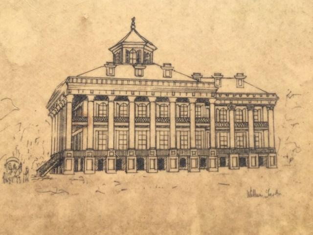 Windsor Ruins-sketch