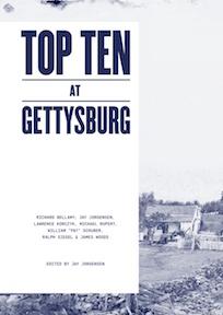 Top 10 @ Gettysburg-cover