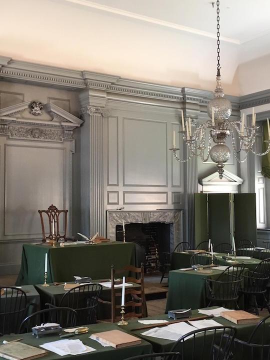 Washington's Chair