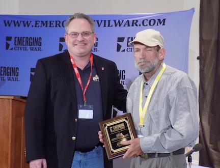 Newton Recieves Award