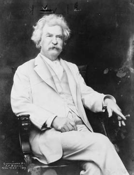 Twain, Mark-White