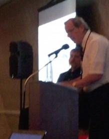 Dr. Mike Award Speech