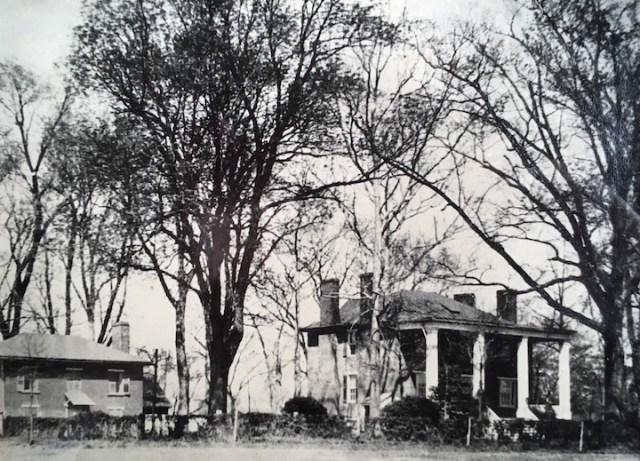 Fox House 1930s
