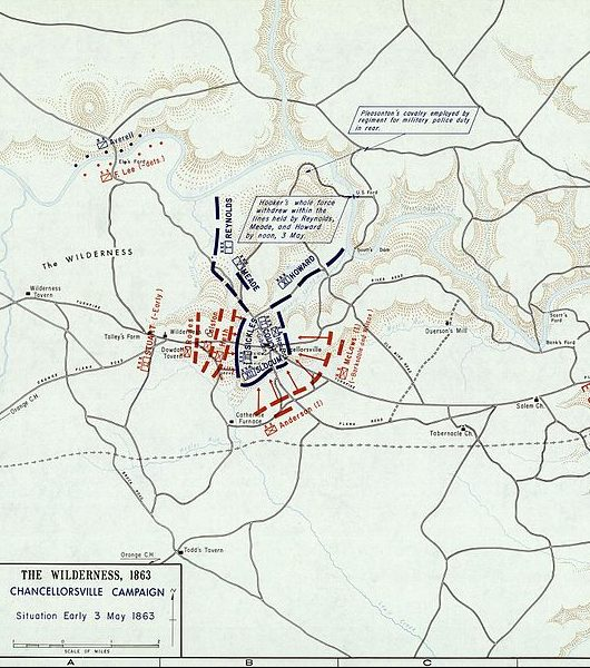 """So Perfect a Slaughter"""": Ruger's Brigade at Chancellorsville on May on"""