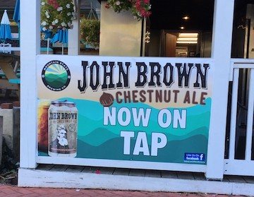 John Brown Chestnut Ale
