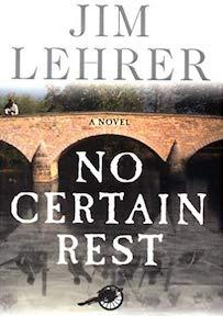 No Certain Rest-cover