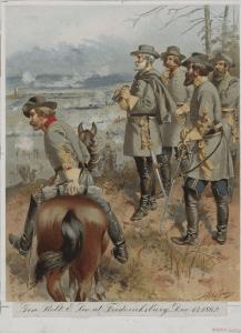 Lee at Fredericksburg