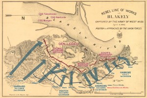 Confederate Works at Fort Blakely