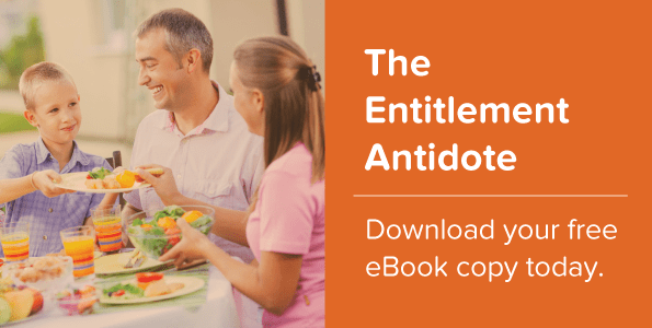 The Entitlement Antidote - Download your free eBook copy today.