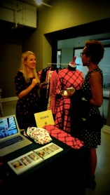 Rhonda Talks to Parisian designer, Jelena Vujanovic of Vilorija