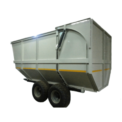 15 Ton tipper Trailer - 23 cube, tandem double axle, performance 3000, new generation emerging farmers, farm trailers
