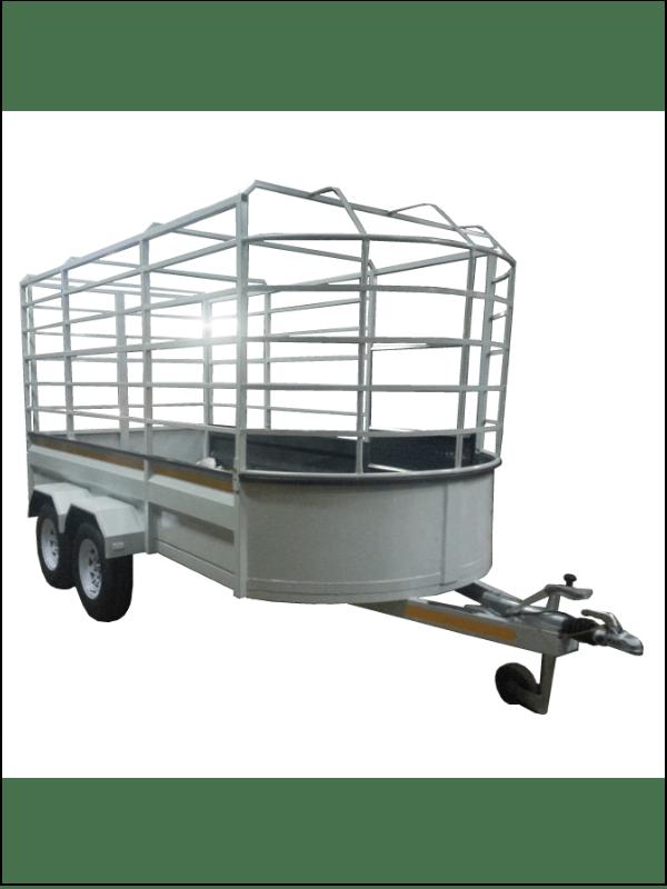 3.2 ton cattle trailer, performance 3000, emerging farmers