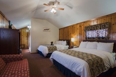 Inside of room 365