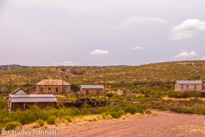 Lake Valley ghost town