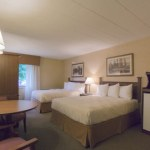 Room 116 at the Wisp Resort