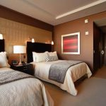 Room 28018 at Aria Sky Suites