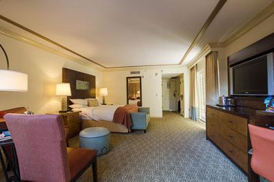 Room 6113 at the Arizona Biltmore (view 2)