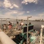 RiverLink Ferry Boarding