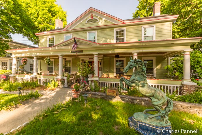 The Red Hook Country Inn in Red Hook, New York