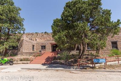 Puye Rest House near Espanola, New Mexico