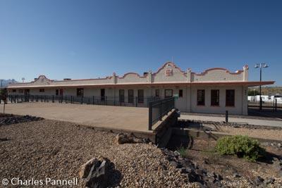 Santa Fe Depot in Kingman, Arizona