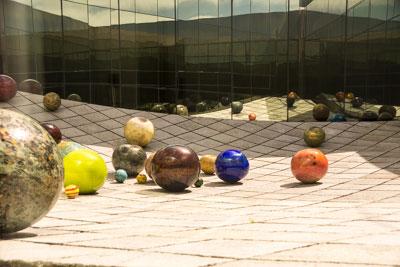 Photo of the Niijima Floats