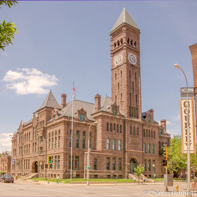 The Sioux Falls Old Courthouse