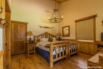 Bedroom in suite B6