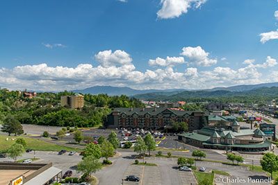 Get a Bird's Eye View in Pigeon Forge