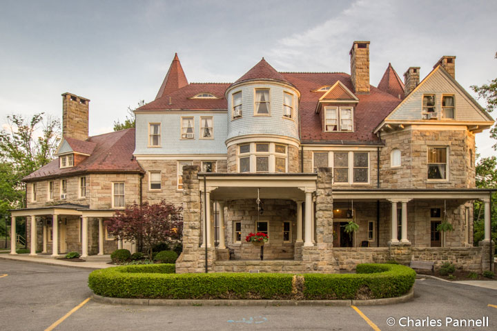 The Graceland Inn in Elkins, West Virginia