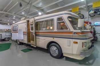 1975 Itasca RV serial number 1 - the first Itasca ever built