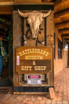 The American International Rattlesnake Museum