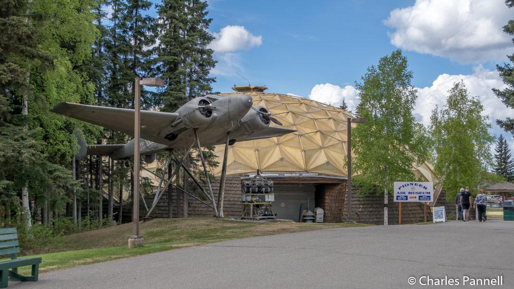 The Pioneer Air Museum