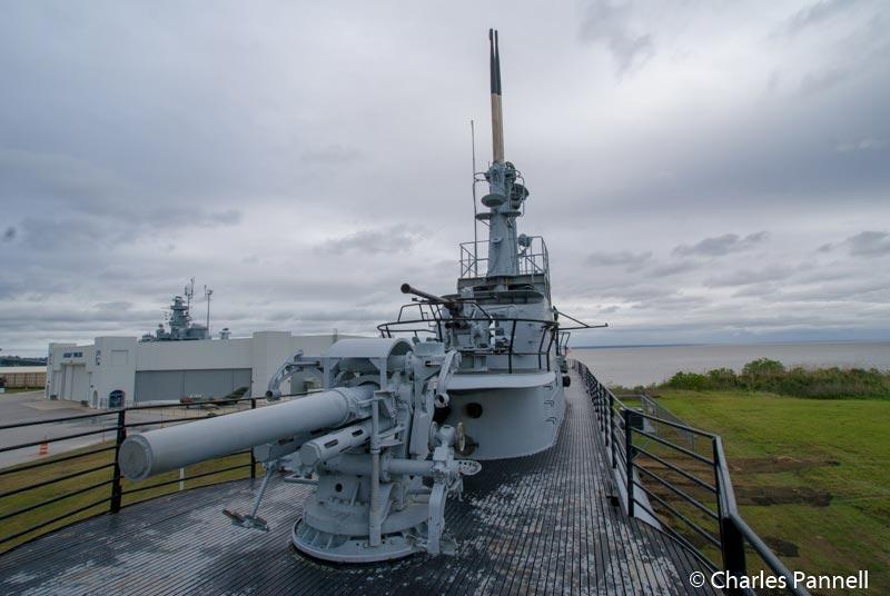 USS Drum submarine