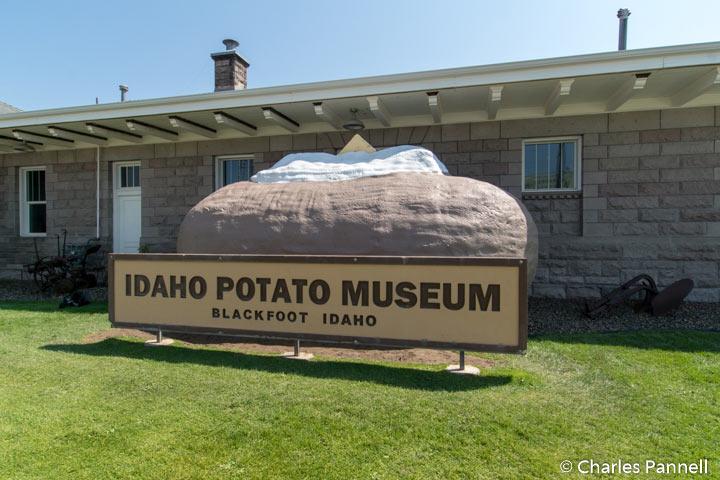 Idaho Potato Museum in Blackfoot, Idaho