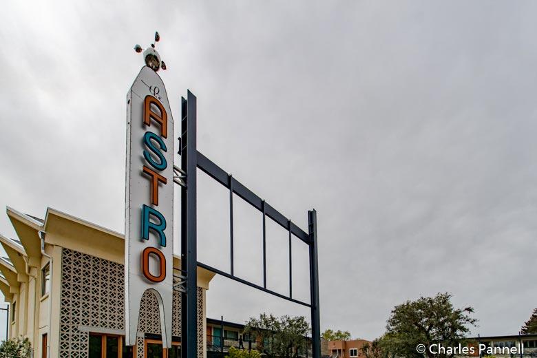 The Astro Motel in Santa Rosa, California