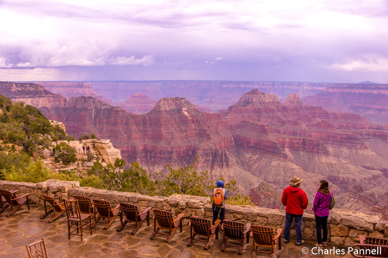 Access Upgrades Abound On Grand Canyon S North Rim
