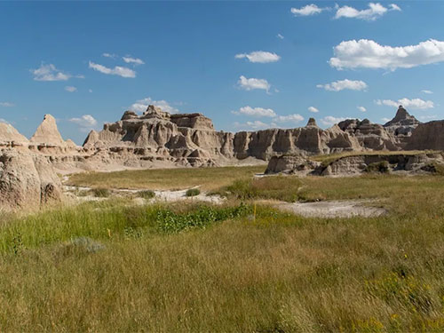 Badlands National Park for Wheelchair-Users and Slow Walkers