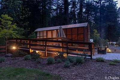 A Redwood Retreat To Remember