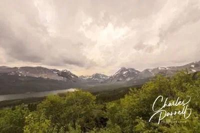 Glaciers, Waterfalls and Wildlife Dot Montana National Park