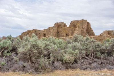 Explore Ancient Ruins in Northern New Mexico