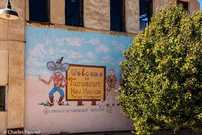 A Taste of Tucumcari: Murals, Museums and Memories Along the Mother Road