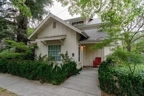 Calistoga Inn Boasts Wheelchair-Accessible Cottage