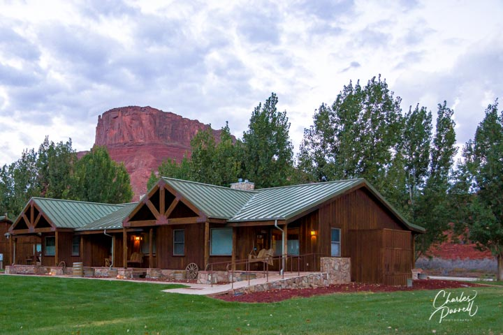 Located in red rock country outside of Moab, Utah, this ranch-style resort has a nice wheelchair-accessible suite with a roll-in shower and a kitchenette. Plus it's just a short accessible walk from the river, which is a great place to enjoy the sunset. Enjoy Red Rock Views and Upscale Hospitality at Utah Ranch Resort