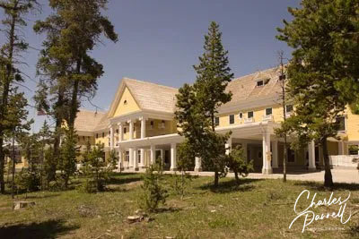 Historic Yellowstone Hotel Sports New Access Upgrades