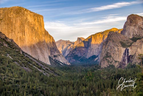 Yosemite, Sequoia and Kings Canyon National Parks for Wheelers and Slow Walkers